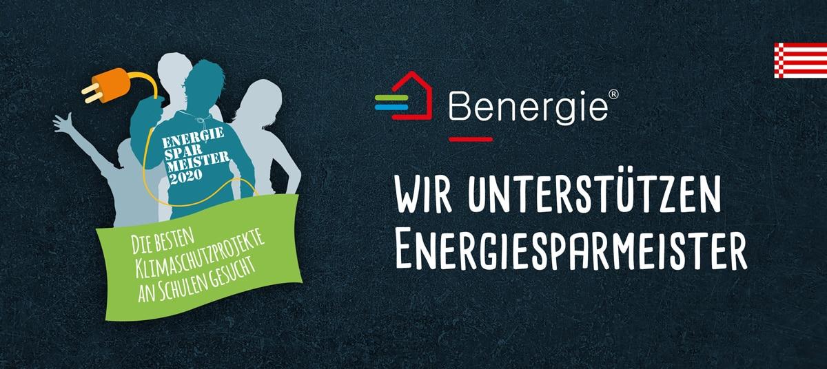 Benergie unterstützt Energiesparmeister